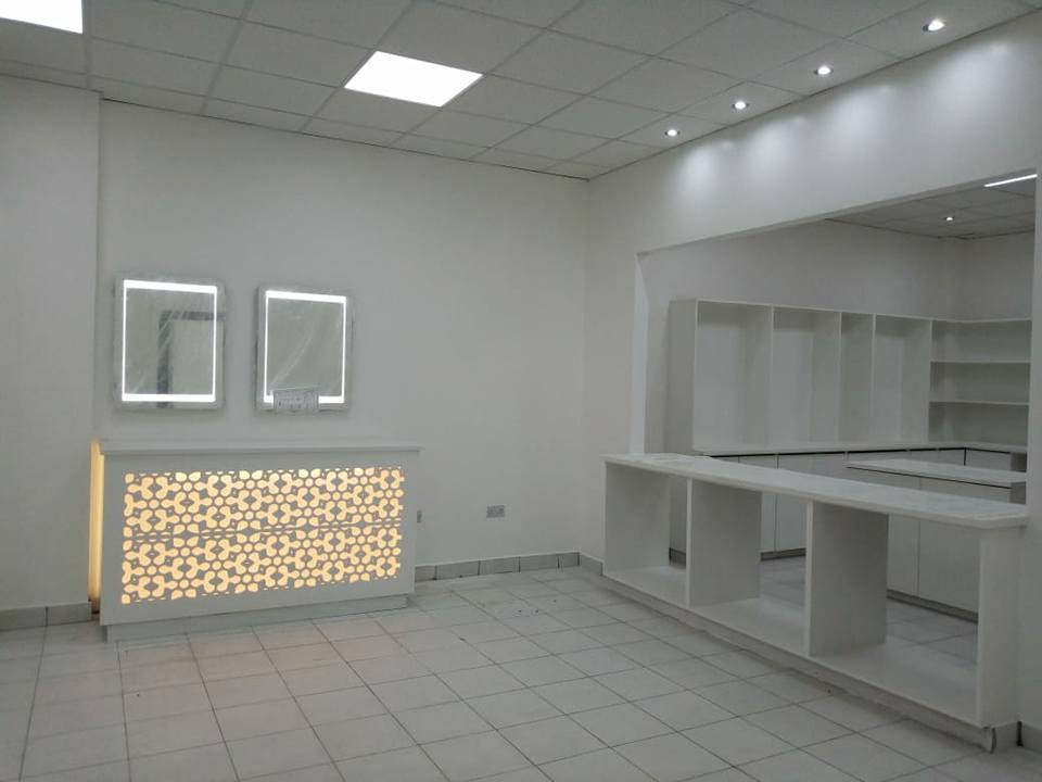 Pharmacy Fit Out -Waterfront Mall